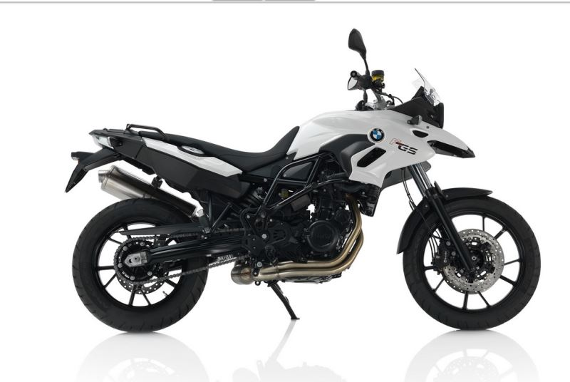 motorcycle photo BMW - G 650 GS(2014) ON-OFF