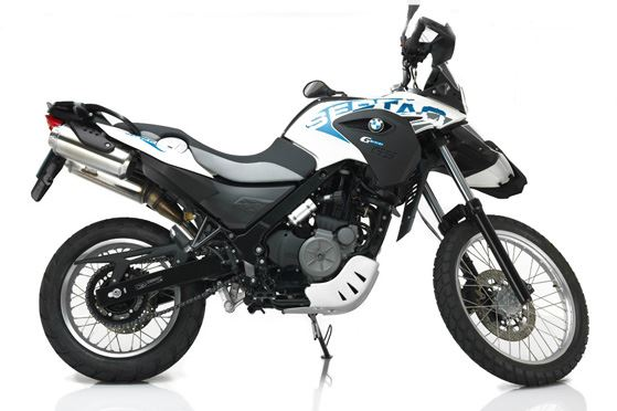 motorcycle photo BMW - G 650 GS Sertao(2014) ON-OFF