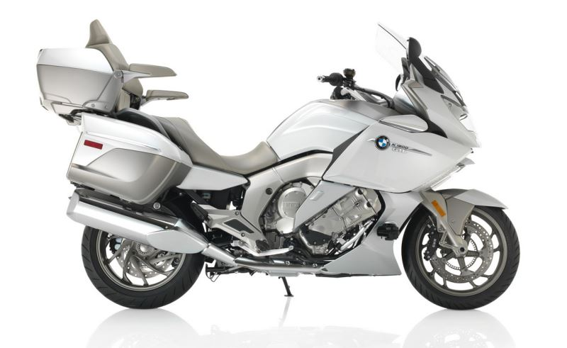 motorcycle photo BMW - K 1600 GTL Exclusive(2014) SP.TOURING