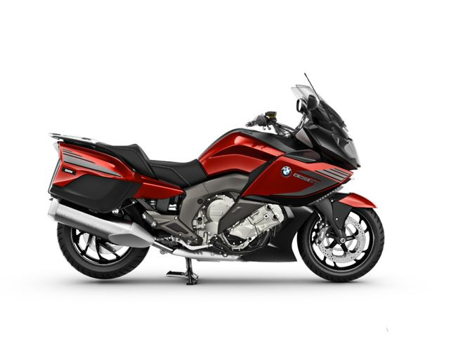 motorcycle photo BMW - K 1600 GT(2014) SP.TOURING