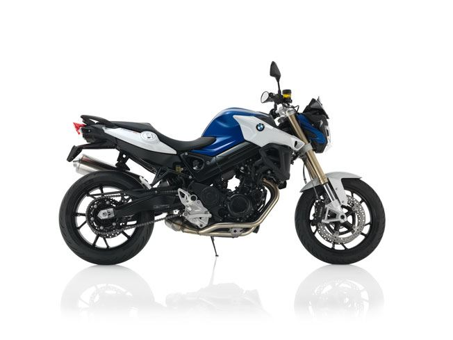 motorcycle photo BMW - F 800 R(2014) STREET