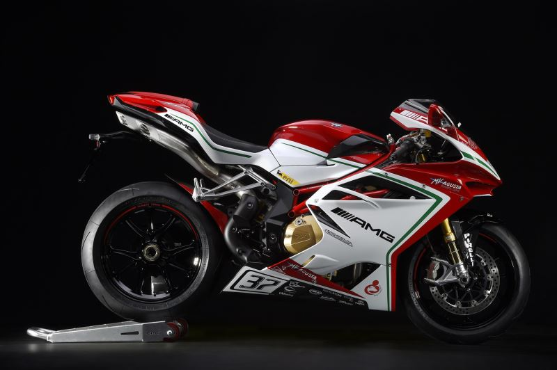 motorcycle photo MV AGUSTA - F4 RC 1000(2015) SPORT