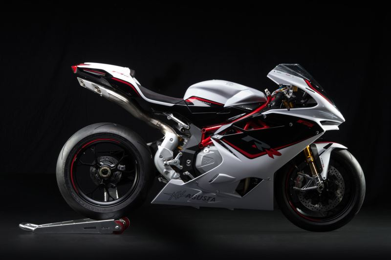 motorcycle photo MV AGUSTA - F4 RR 1000(2015) SPORT