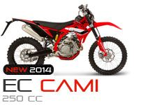 motorcycle photo GAS-GAS - EC 250 CAMI(2015) ENDURO