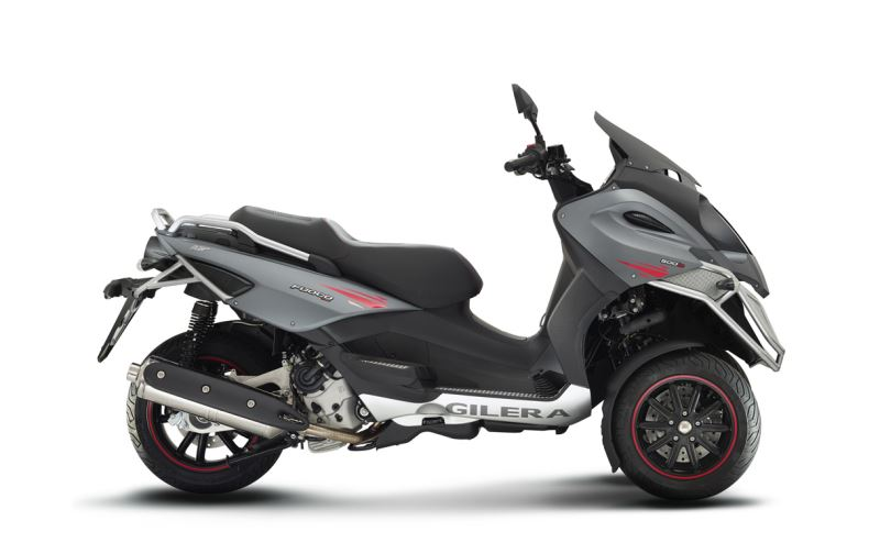 motorcycle photo GILERA - FUOCO 500 LT(2015) SCOOTER