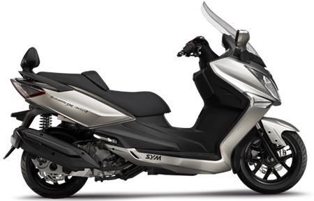 motorcycle photo SYM - GTS 300i F4 CBS(2015) SCOOTER
