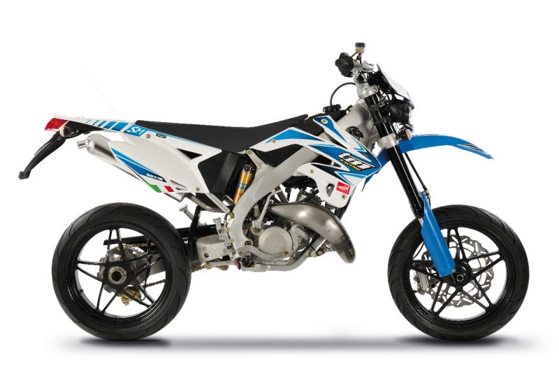 motorcycle photo TM - 125 SMM(2014) MX