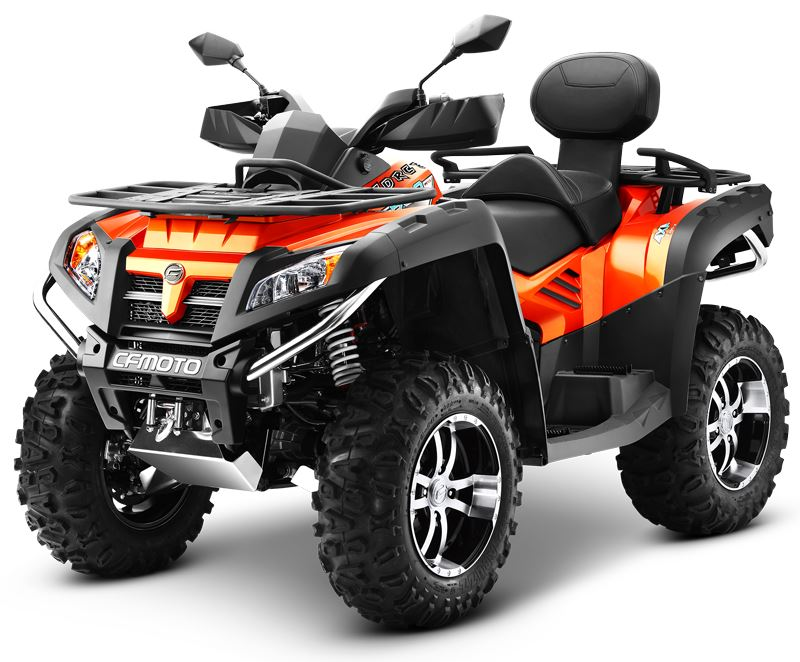 motorcycle photo CF MOTO - CFORCE 800 LE(2015) ATV