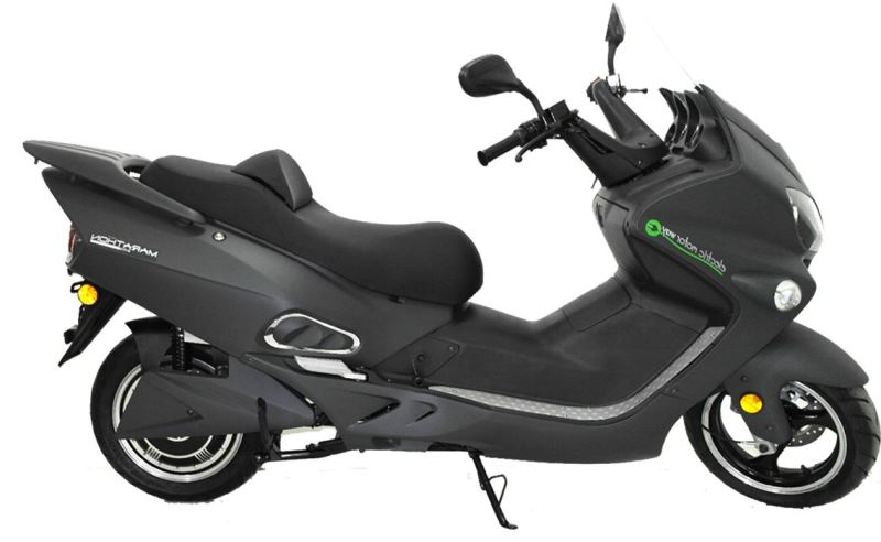 motorcycle photo EMW - Marathon 72V 40A(2015) SCOOTER