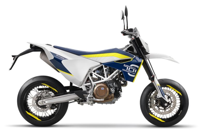 motorcycle photo HUSQVARNA - 701 SUPERMOTO(2016) SUPERMOTO