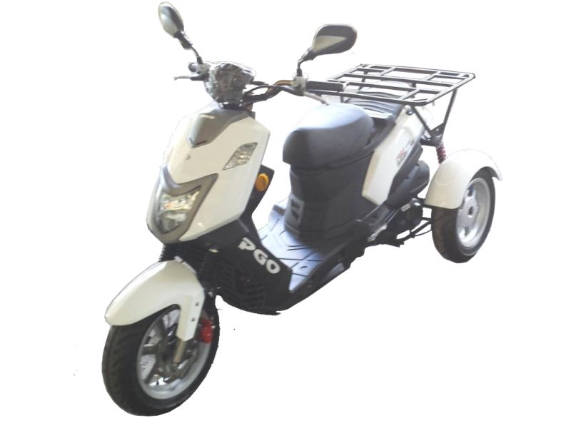 motorcycle photo PGO - I Me Welbike150 Semi Cargo Version (2015) SCOOTER