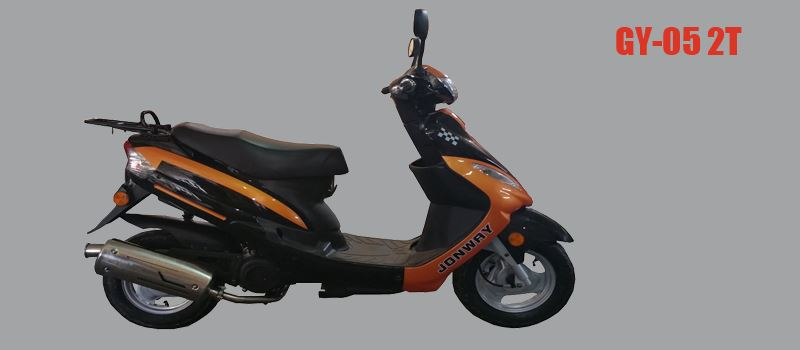 motorcycle photo JONWAY - GY-05 2T(2015) SCOOTER