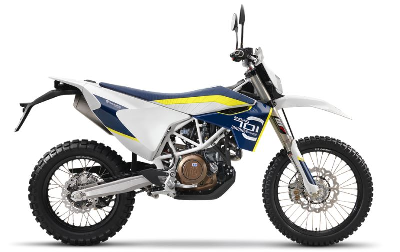 motorcycle photo HUSQVARNA - 701 ENDURO(2016) ENDURO