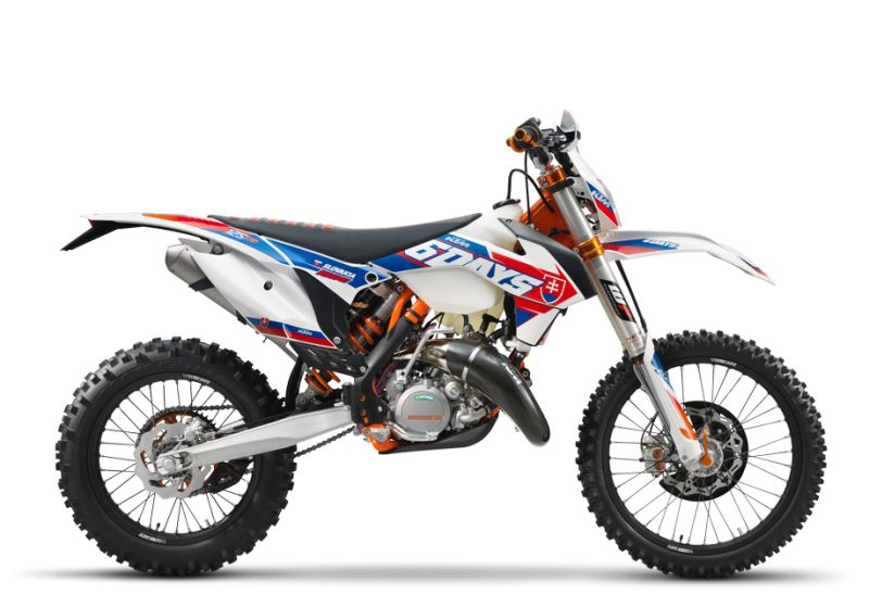 motorcycle photo KTM - 250 EXC SIX DAYS(2016) ENDURO
