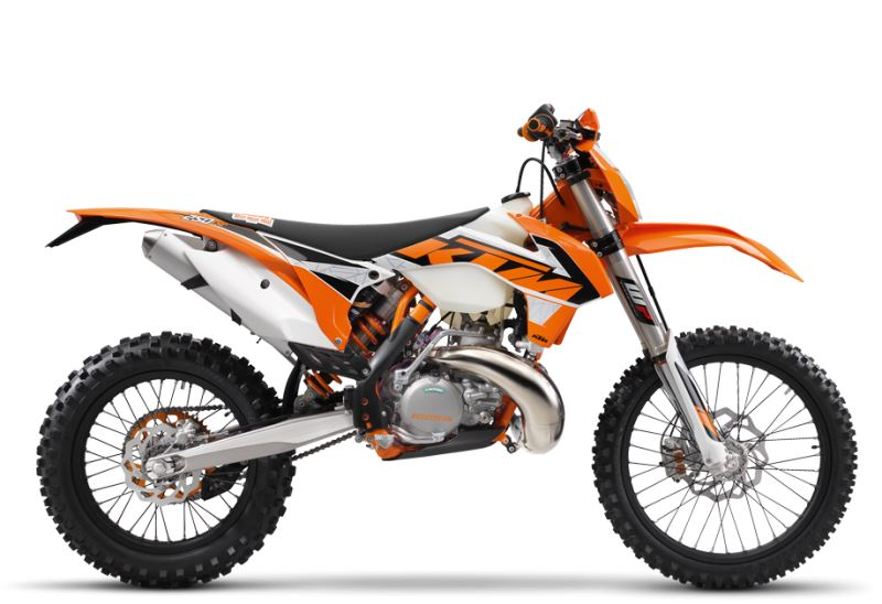 motorcycle photo KTM - 250 EXC (2016) ENDURO