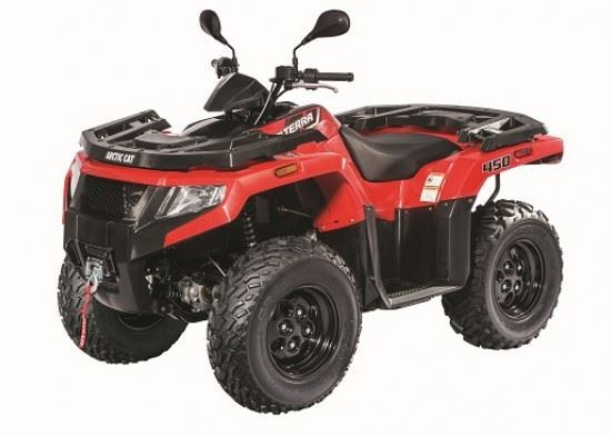 motorcycle photo ARCTIC CAT - Alterra 450(2016) ATV