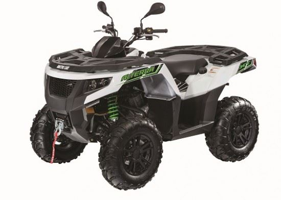 motorcycle photo ARCTIC CAT - Alterra 700 XT(2016) ATV