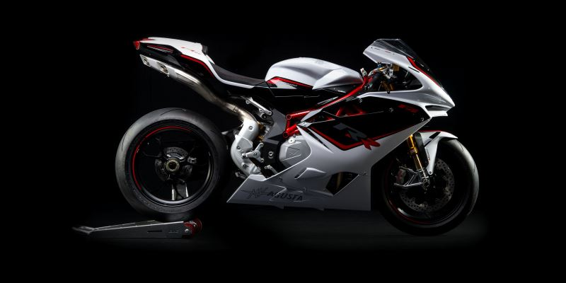 motorcycle photo MV AGUSTA - F4 RR(2016) SPORT