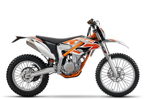 motorcycle photo KTM - FREERIDE 350(2015) ENDURO