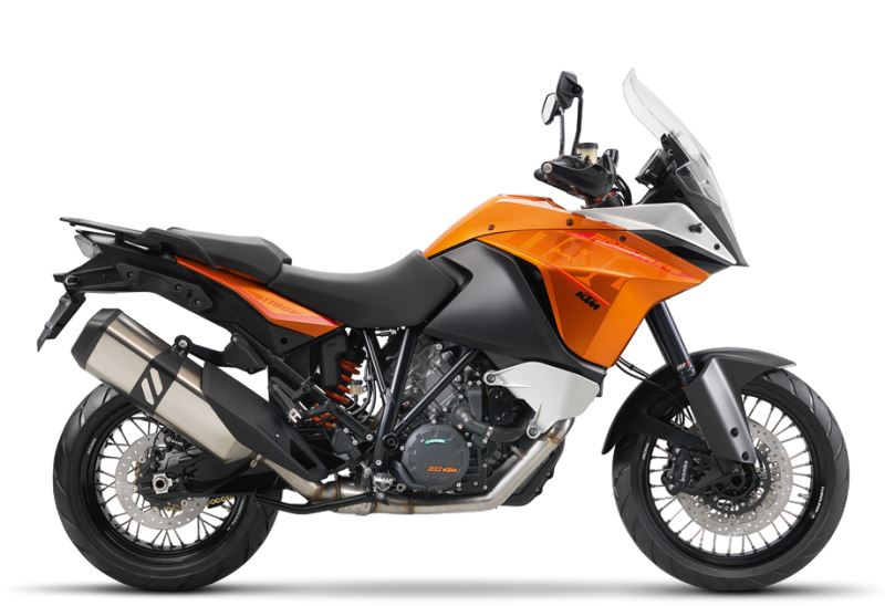 motorcycle photo KTM - 1190 ADVENTURE ABS(2016) ON-OFF