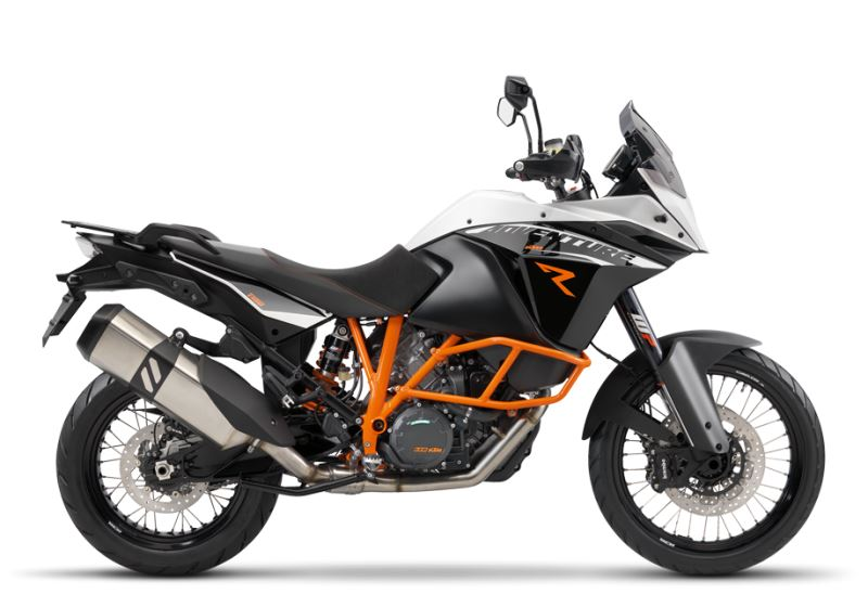 motorcycle photo KTM - 1190 ADVENTURE R ABS(2016) ON-OFF