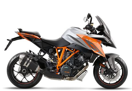 motorcycle photo KTM - 1290 SUPER DUKE GT(2016) SP.TOURING