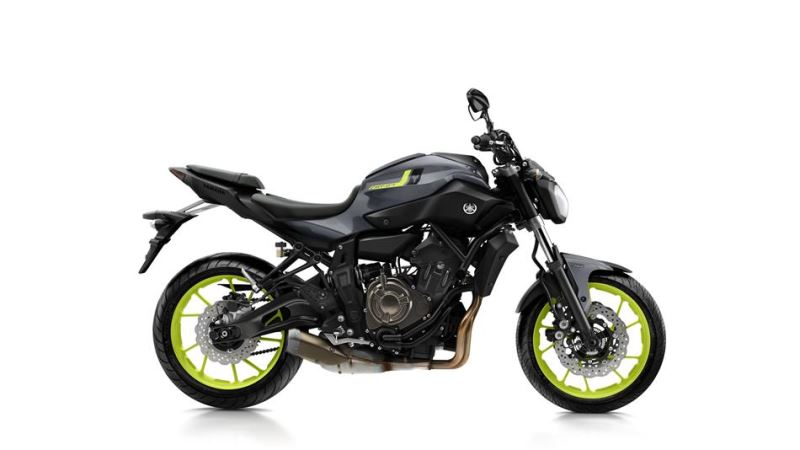 motorcycle photo YAMAHA - MT-07(2016) STREET