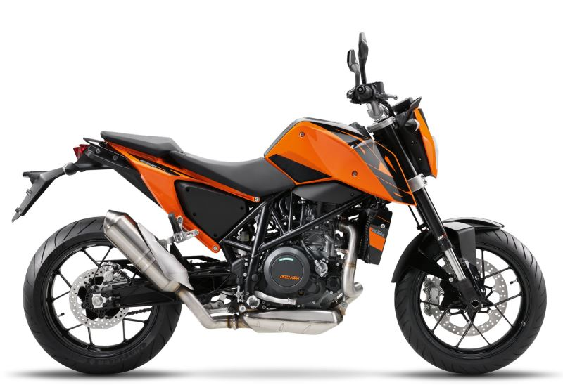 motorcycle photo KTM - 690 DUKE ABS(2016) STREET