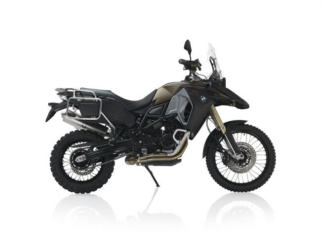 motorcycle photo BMW - F 800 GS ADVENTURE(2016) ON-OFF