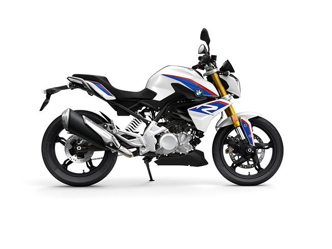 motorcycle photo BMW - G 310 R(2016) STREET