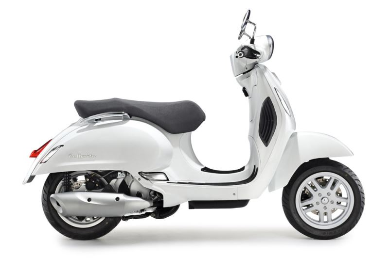 motorcycle photo SYM - Bellavita 300i CBS(2016) SCOOTER