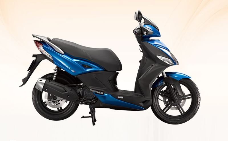 motorcycle photo KYMCO - AGILITY 16+ 125(2016) SCOOTER