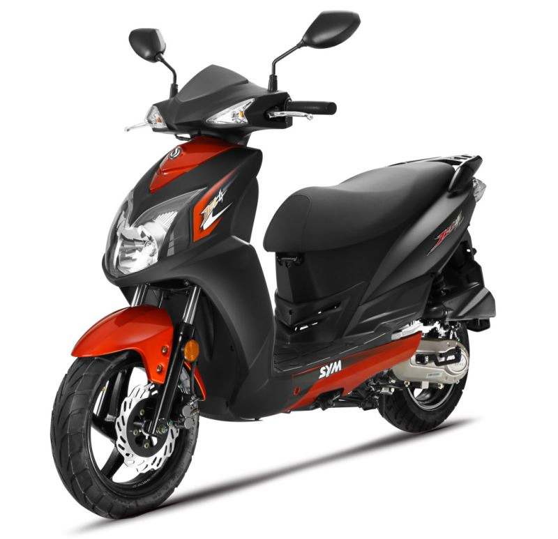 motorcycle photo SYM - JET4 125(2016) SCOOTER