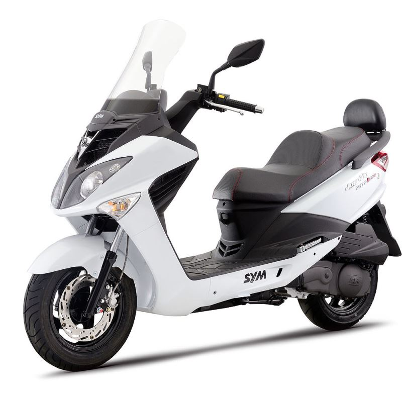 motorcycle photo SYM - JOYRIDE 200i EVO(2016) SCOOTER