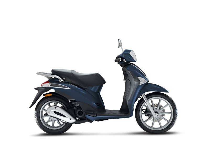 motorcycle photo PIAGGIO - LIBERTY 50 2T(2016) SCOOTER