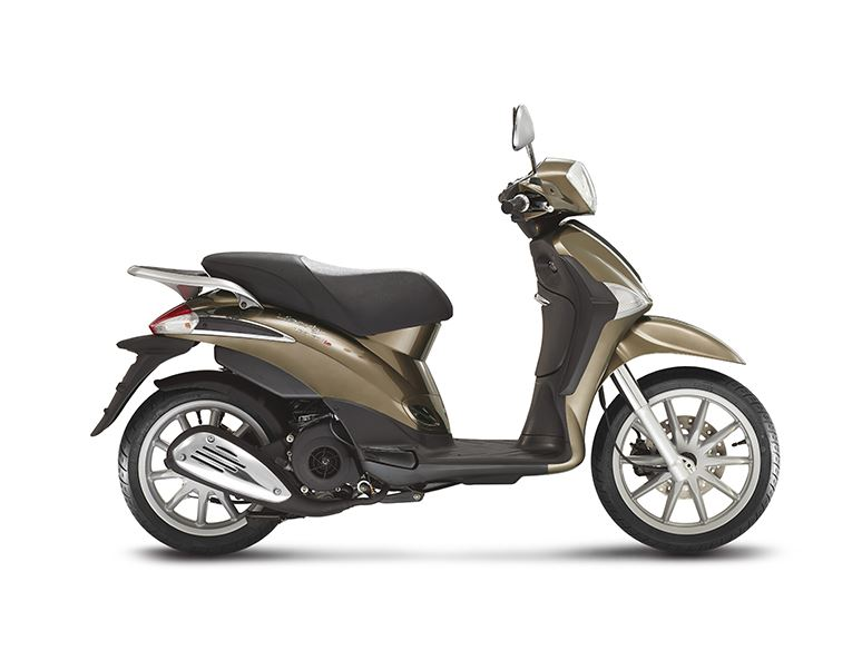 motorcycle photo PIAGGIO - LIBERTY 125 3V(2016) SCOOTER