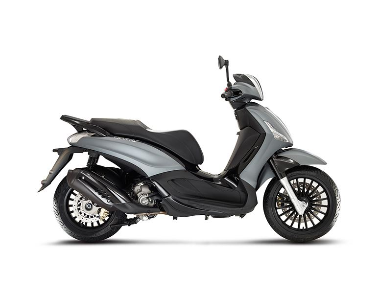 motorcycle photo PIAGGIO - BEVERLY 300 S(2016) SCOOTER