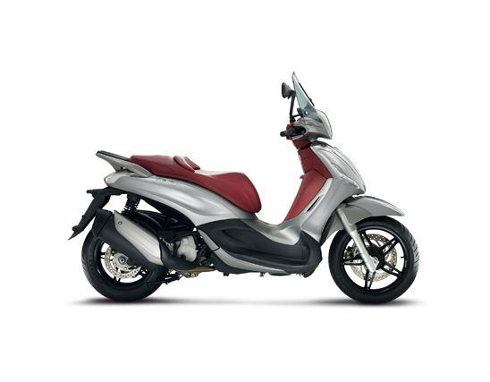 motorcycle photo PIAGGIO - BEVERLY SPORT TOURING 350 IE ABS(2016) SCOOTER