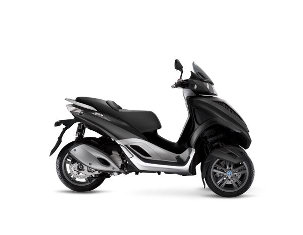 motorcycle photo PIAGGIO - MP3 YOURBAN LT 300 IE(2016) SCOOTER