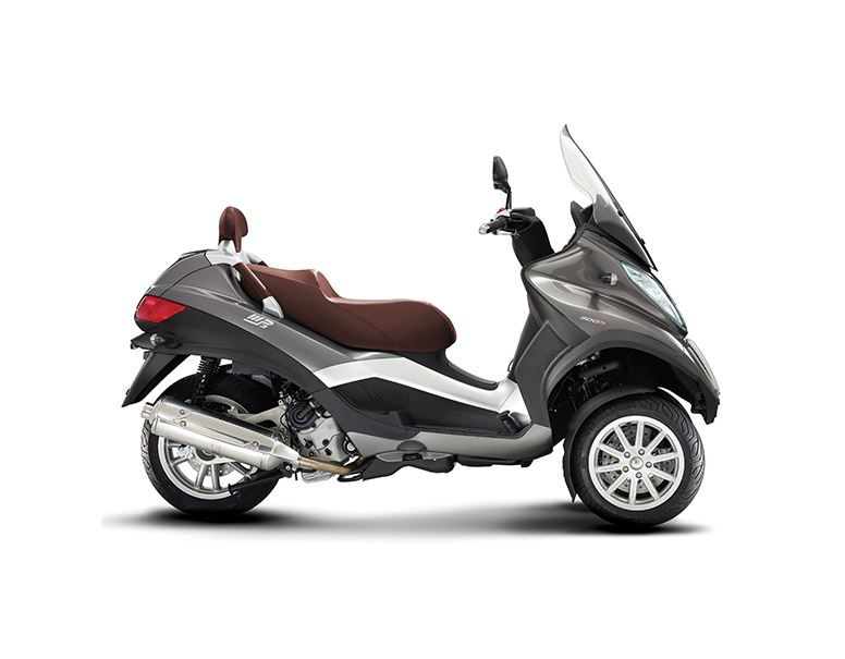 motorcycle photo PIAGGIO - MP3 LT BUSINESS 500 IE(2016) SCOOTER
