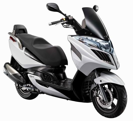 motorcycle photo KYMCO - G-DINK 300i(2016) SCOOTER