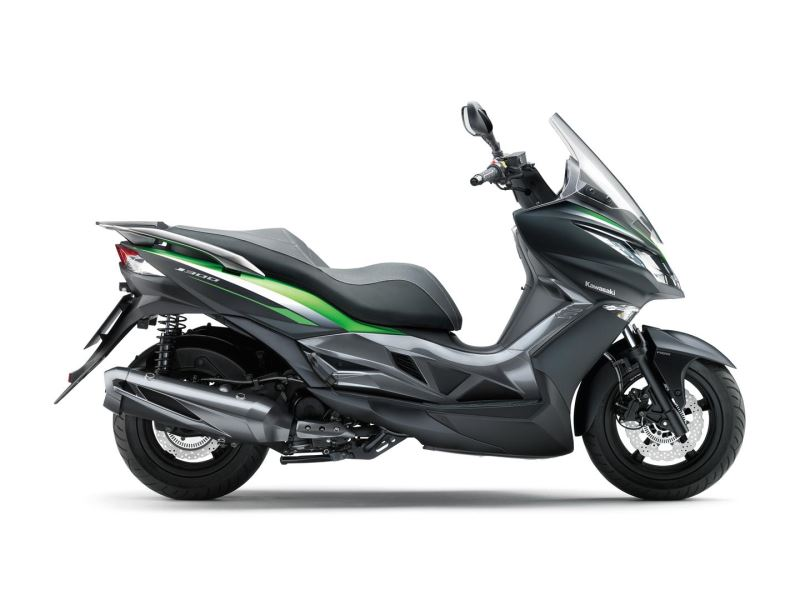 motorcycle photo KAWASAKI - J 300 Special Edition ABS(2016) SCOOTER