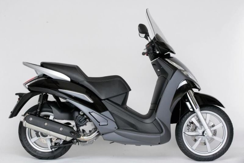motorcycle photo PEUGEOT - GEOPOLIS 400(2016) SCOOTER