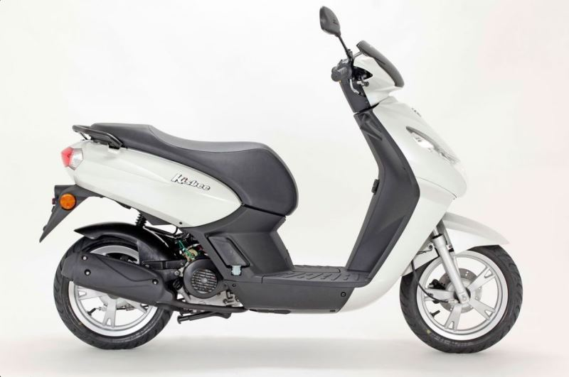 motorcycle photo PEUGEOT - KISBEE 50(2016) SCOOTER