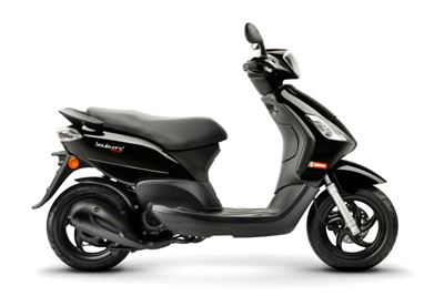 motorcycle photo DERBI - BOULEVARD 125 4T(2016) SCOOTER