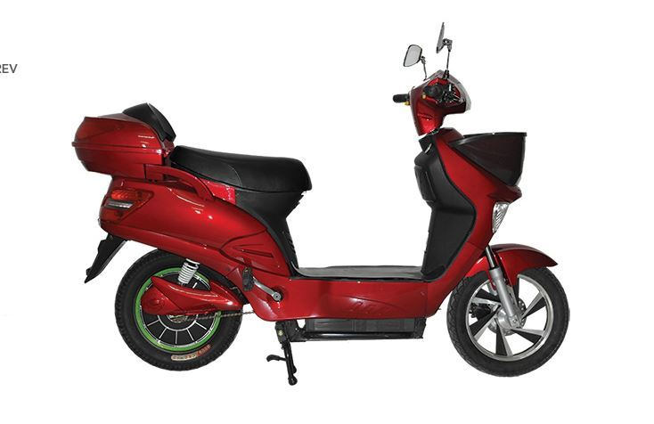 motorcycle photo EMW - 250W(2016) SCOOTER