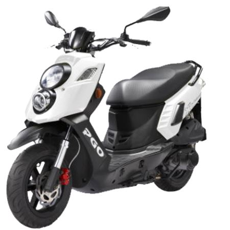motorcycle photo PGO - X-HOT 150 EFI(2016) SCOOTER