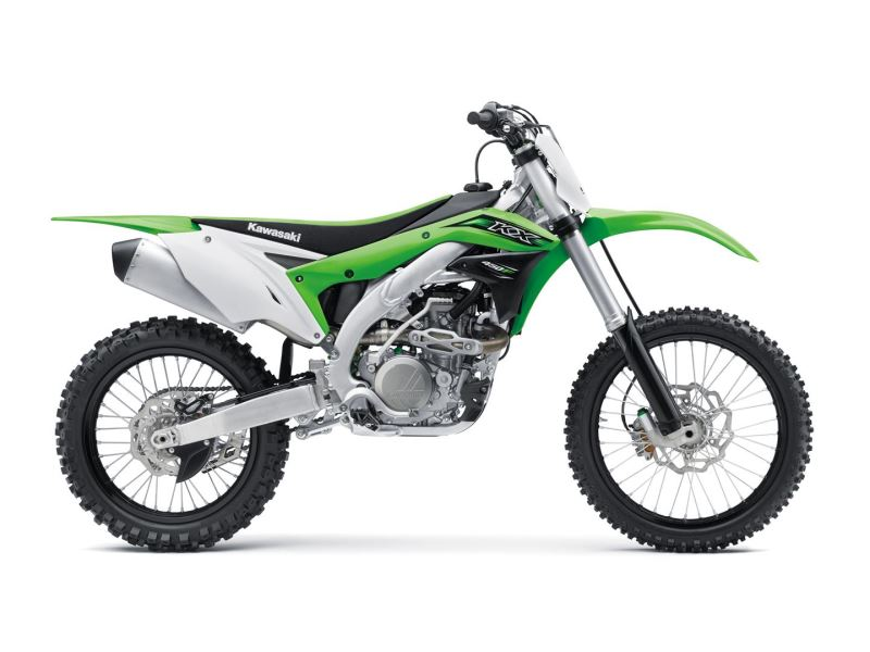 motorcycle photo KAWASAKI - KX 450 F(2016) MX