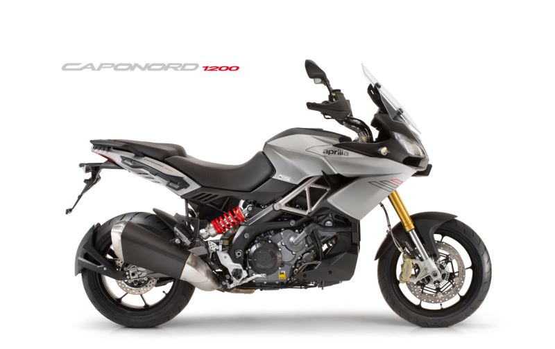 motorcycle photo APRILIA - CAPONORD 1200 ABS(2016) ON-OFF