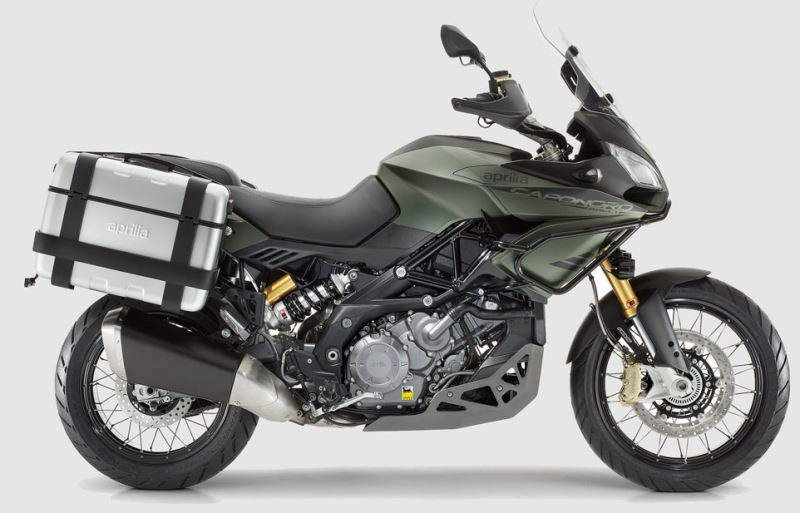 motorcycle photo APRILIA - CAPONORD 1200 RALLY(2016) ON-OFF
